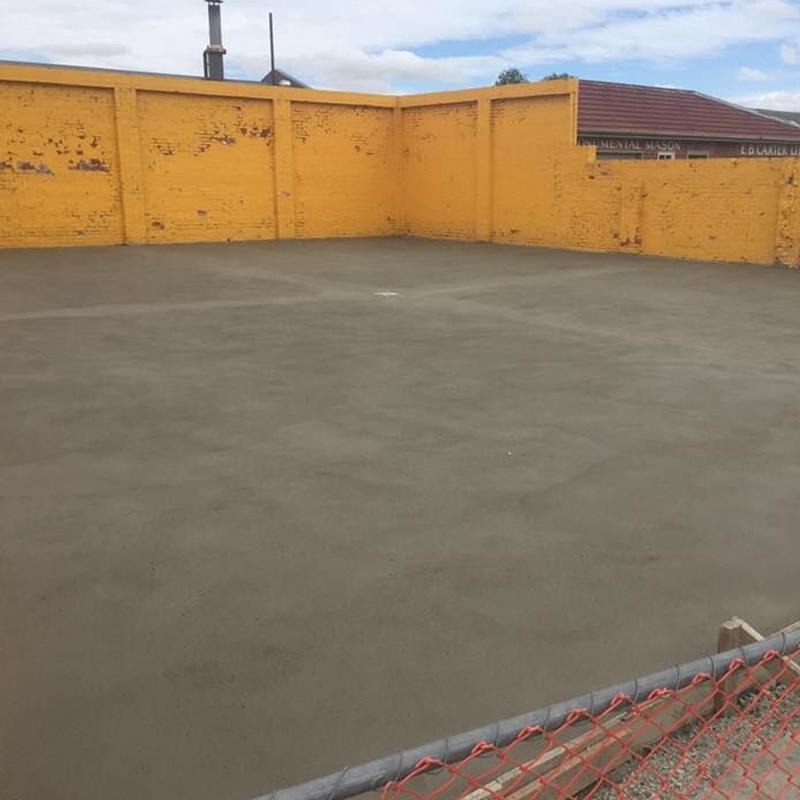 Paveco Concrete - Commercial Service Yard