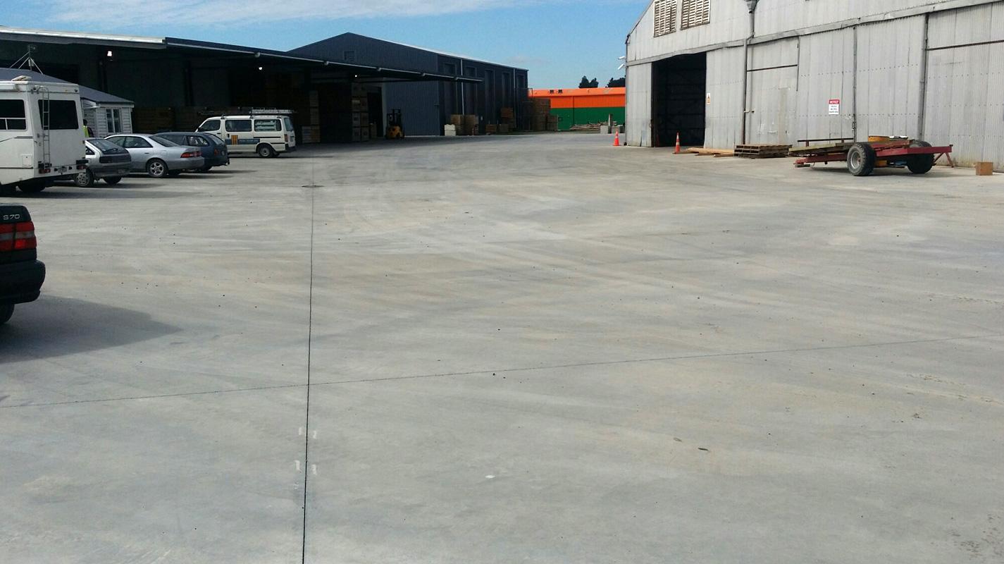 Paveco Concrete - Commercial Service Yard 3