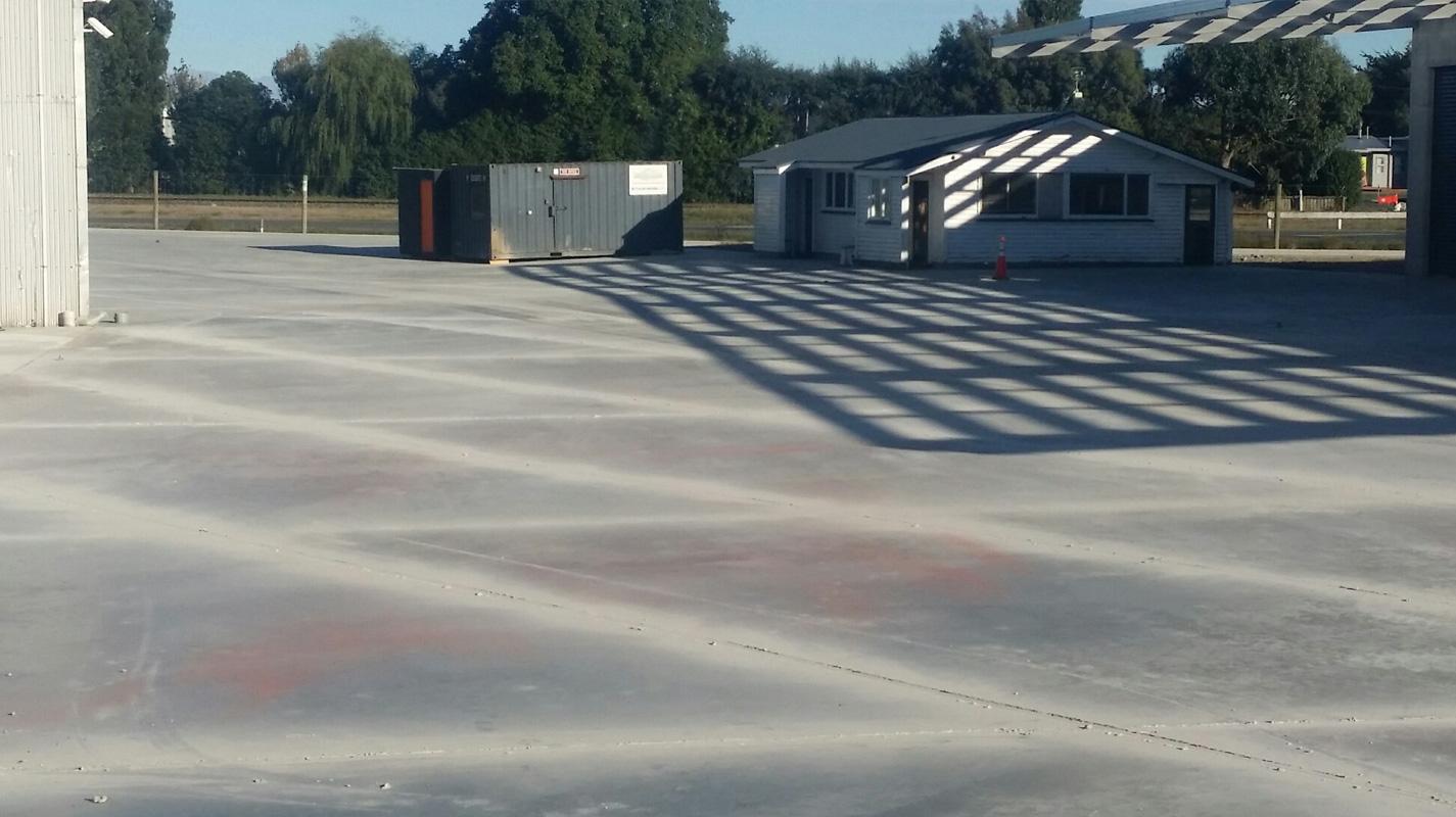 Paveco Concrete - Commercial Service Yard 4