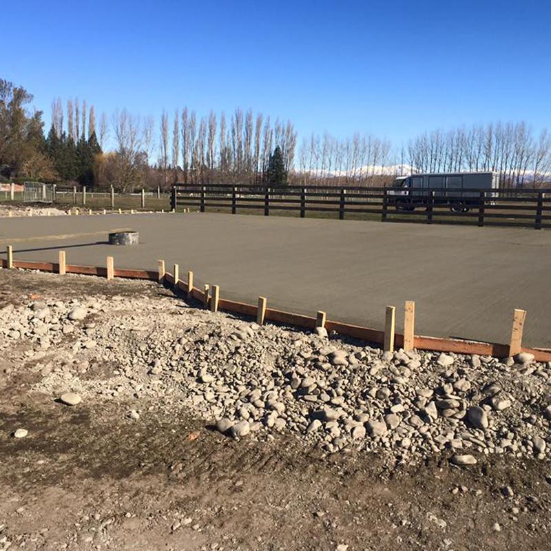 Paveco Concrete - Rural Dairy Yards 3