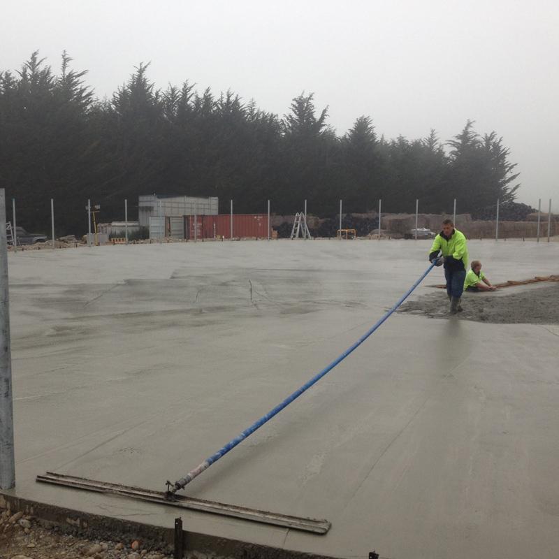 Paveco Concrete - Rural Dairy Yards 2