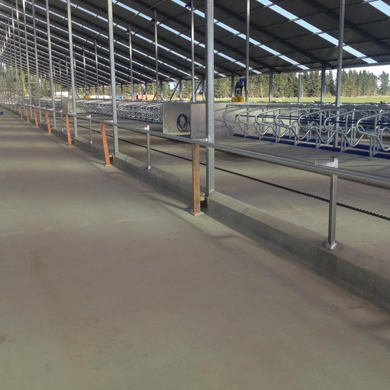 Paveco Concrete - Rural Dairy Sheds 34